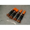 Brand new Mitsubishi Evo 4  - 8 Adjustable suspension