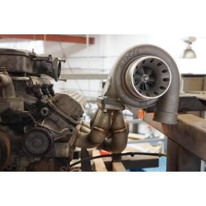 HOLDEN ECOTEC 3 8 TURBO MANIFOLD TOP MOUNT! V6 - Hybrid